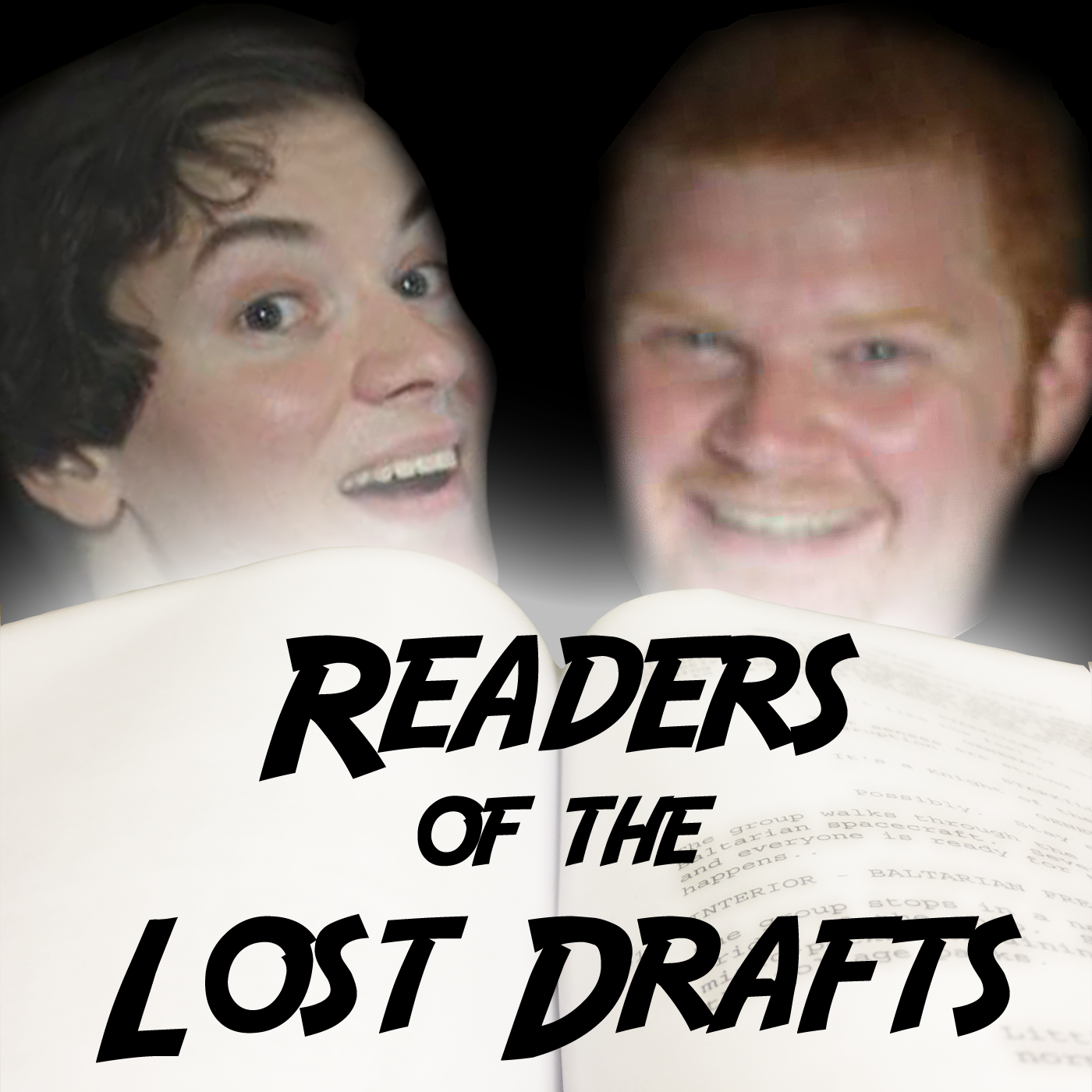 Readers of the Lost Drafts